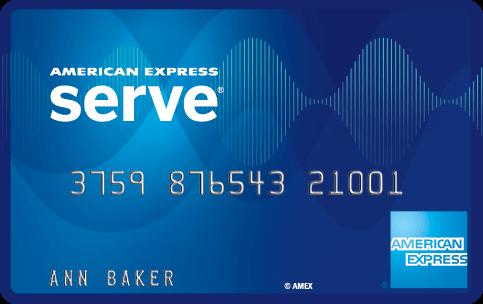 Reloadable Prepaid Debit Cards | American Express Serve®