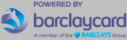 Powered by barclaycard. A member of Barclays Group