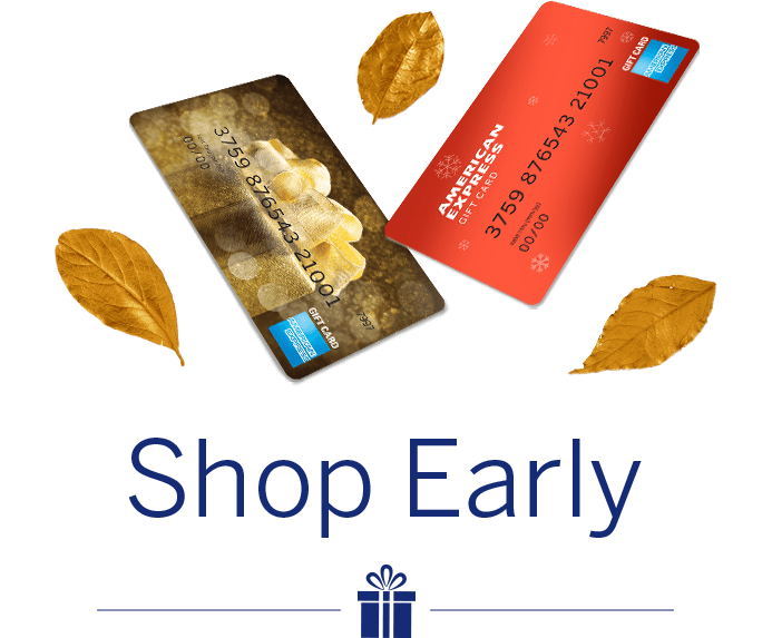 Buy Personal and Business Gift Cards Online | American Express
